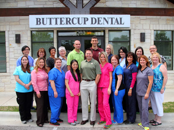 Buttercup Dental Team